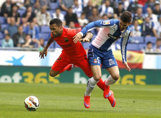 Dani Alves wraca do gry