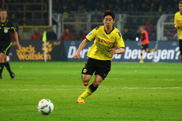Borussia rozbiła Bayer Leverkusen
