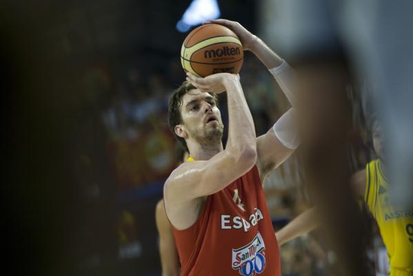Hiszpanie mistrzami Europy w koszykówce