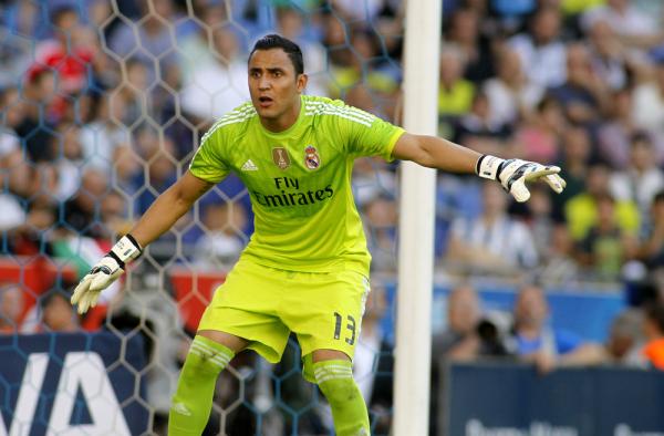 Navas: Nigdy nie chciałem odejść z Realu