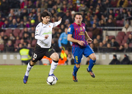 Sevilla straciła na miesiąc Banegę