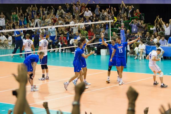 Włosi ciągle w grze o igrzyska