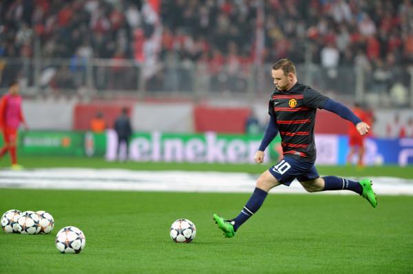 Ferguson: Rooney chciał zarabiać więcej ode mnie