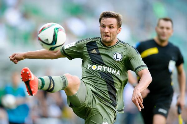 Legia bije Śląsk, Berg ma powody do zadowolenia