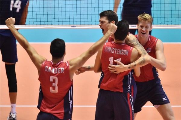 Amerykanie wygrywają, Polska na trzecim miejscu
