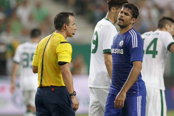 """Chelsea wściekła na karę: """"Oczekujemy wyjaśnień"""""""