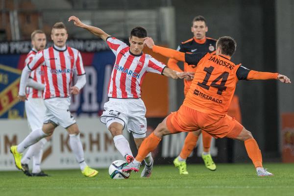 Młody talent na dłużej w Cracovii