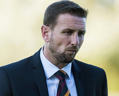 Motherwell zwolniło trenera