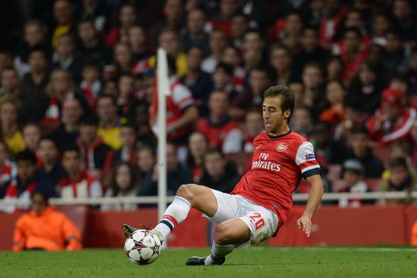 Arsenal lepszy od Tottenhamu w Pucharze Ligi