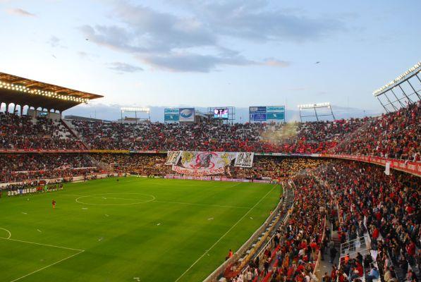 La Liga: Sevilla znów straciła punkty