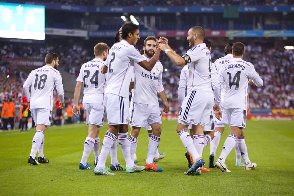 Real zapłaci piłkarzom prawie pół miliarda euro!