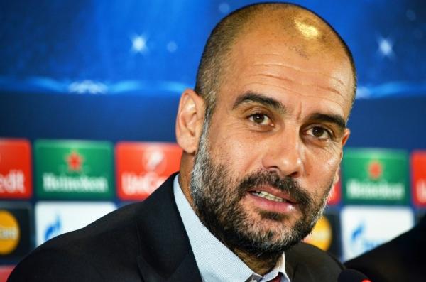 Guardiola wściekł się na dziennikarza