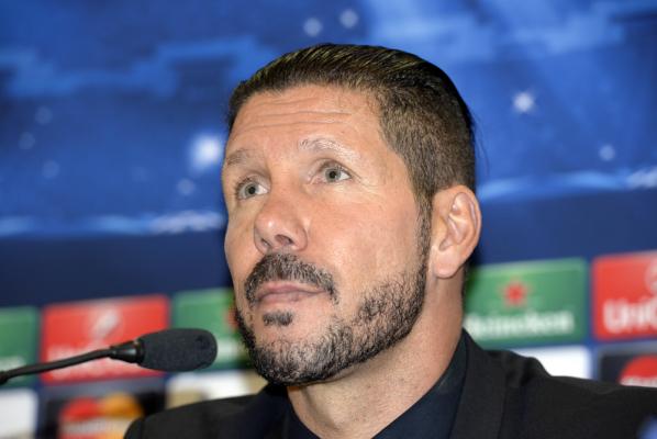 Simeone: Bez rotacji nie wygramy z Barcą czy Realem