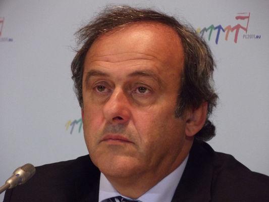 Platini nowym prezydentem FIFA?