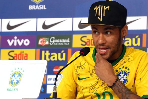Sąd zajął się Neymarem