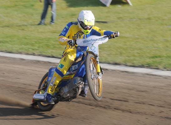 Janowski i Kasprzak przed Grand Prix Szwecji
