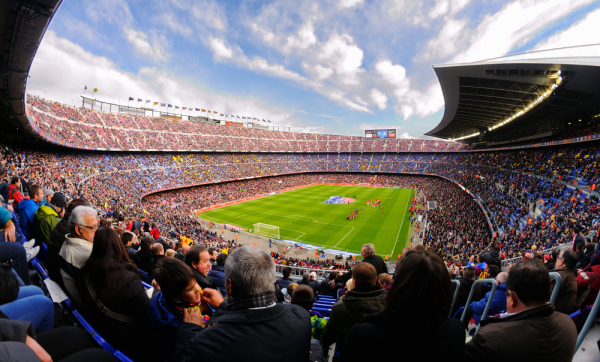 Trener beniaminka: Jedziemy na Camp Nou po naukę