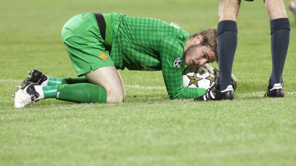 """""""De Gea może poprowadzić Manchester United do tytułu"""""""