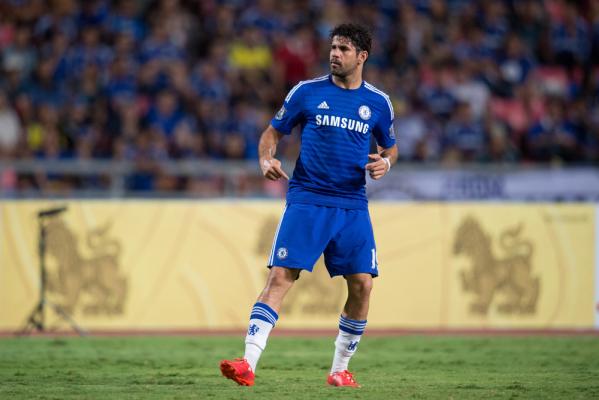 """""""Costa jest agresywny w dobry sposób"""""""