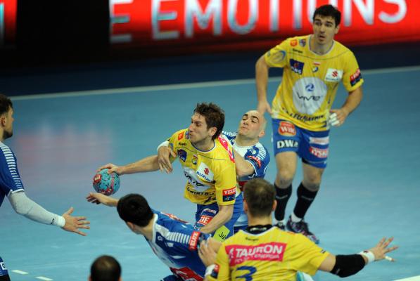 Pierwsza wygrana Vive Kielce w Lidze Mistrzów