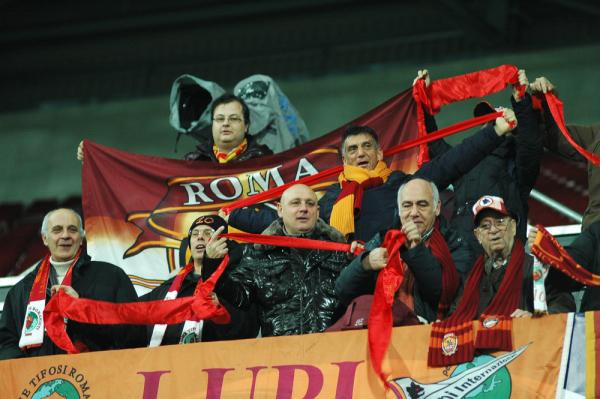 Sześć goli w Rzymie