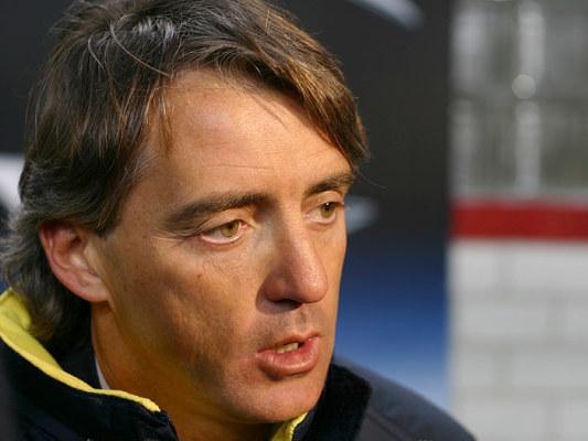 Mancini: Bayern jest jak Inter