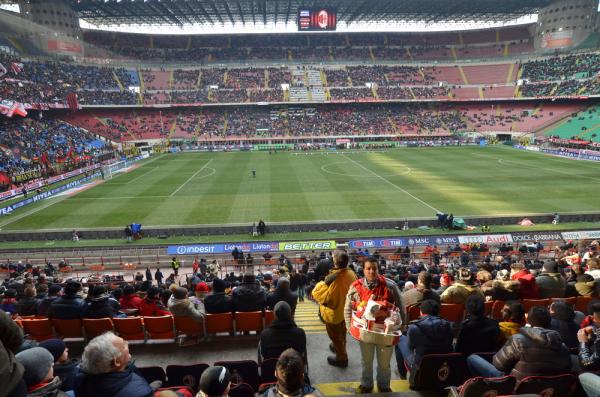 Trener Milanu: Zabrakło nam serca