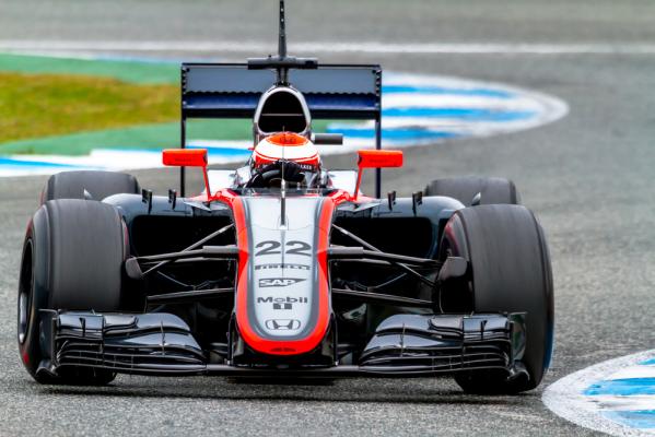 Alonso i Button zostają w McLarenie