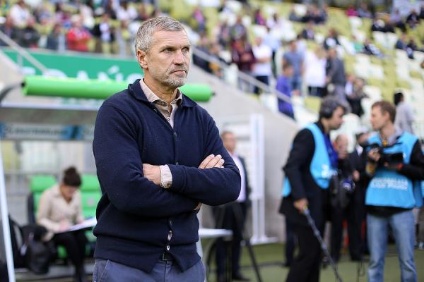 Trener Lechii: Gratuluję mojej drużynie