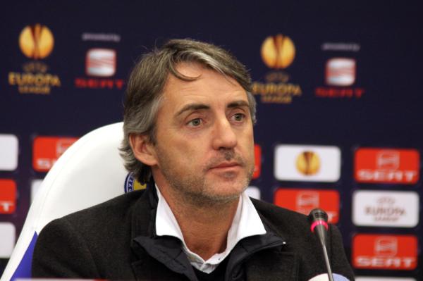 Mancini po klęsce: To przez szybko straconego gola