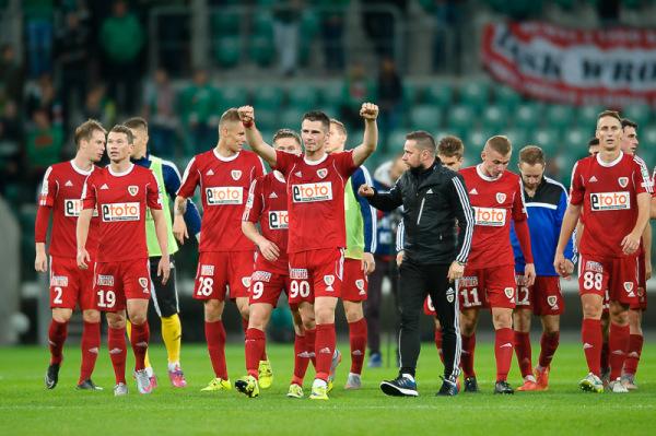 Piłkarz Piasta: Nasze wygrane nie są przypadkowe