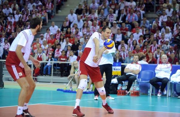 Polscy siatkarze szykują się na ME