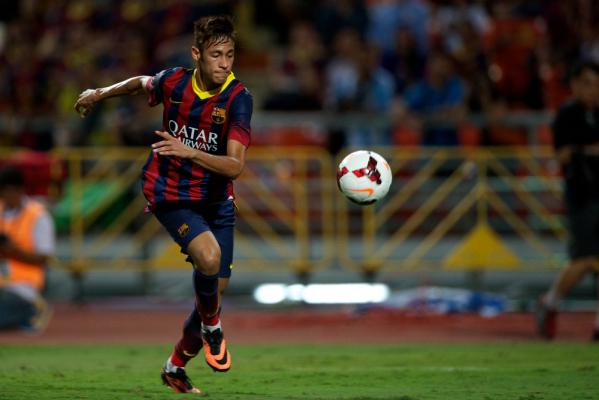Neymar: Cierpieliśmy, żeby wygrać