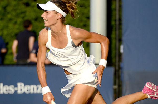 Polska tenisistka w półfinale turnieju WTA