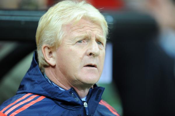 Trener Szkotów: Nie boimy się Lewandowskiego