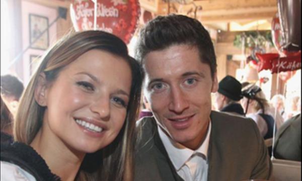 Piłkarze Bayernu na Oktoberfest [video]
