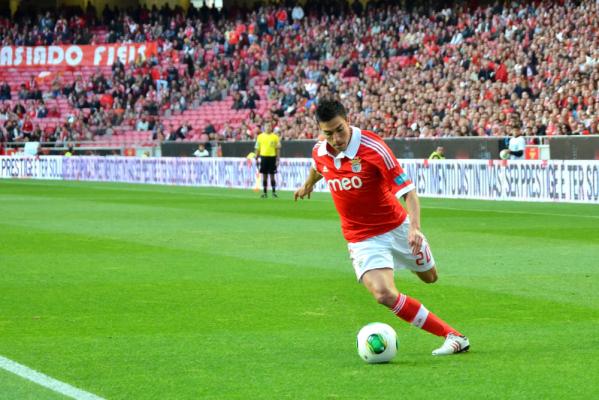 LM: Benfica wygrała w Madrycie!