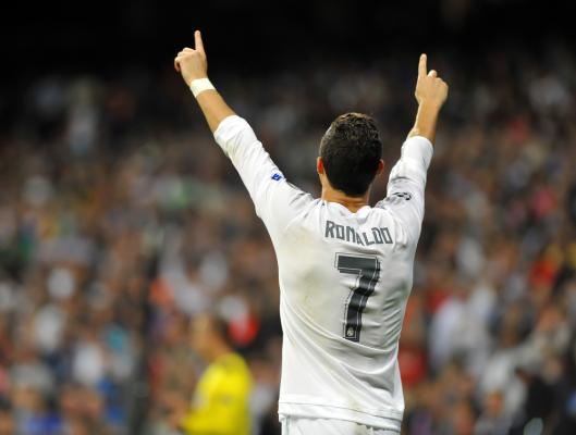 500. gol Ronaldo, wygrane Realu i PSG