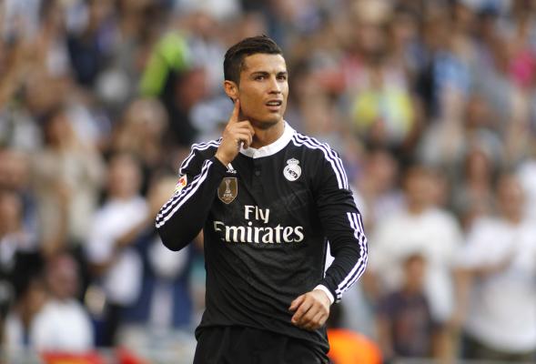 Ronaldo najlepszym strzelcem w historii Realu