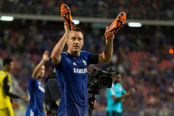 Mourinho źle traktuje Terry'ego?