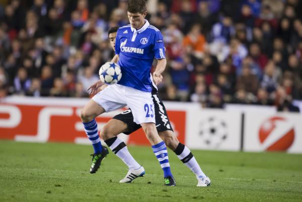 LE: Hat-trick Di Santo daje Schalke 3 punkty