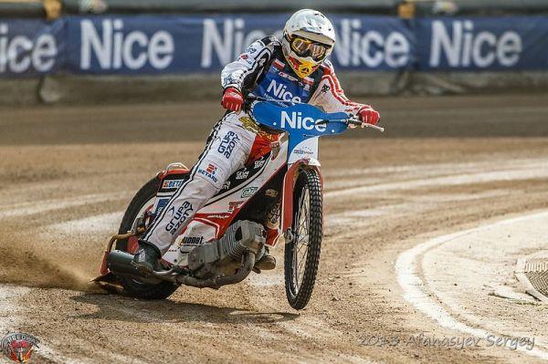Janowski w pierwszej gonitwie GP Polski