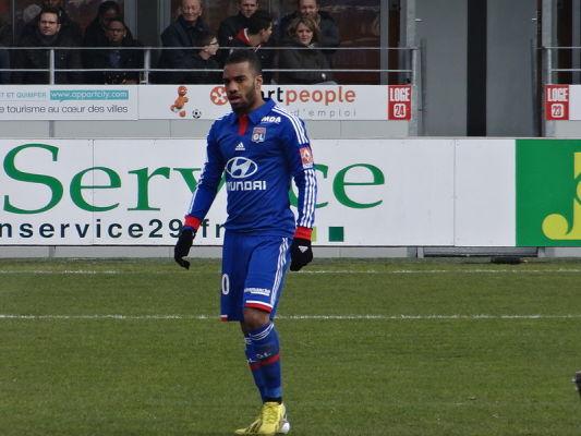 Skromne zwycięstwo Lyonu, gol Lacazette