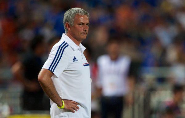 Mourinho: Odejdę tylko jeśli chcą tak piłkarze