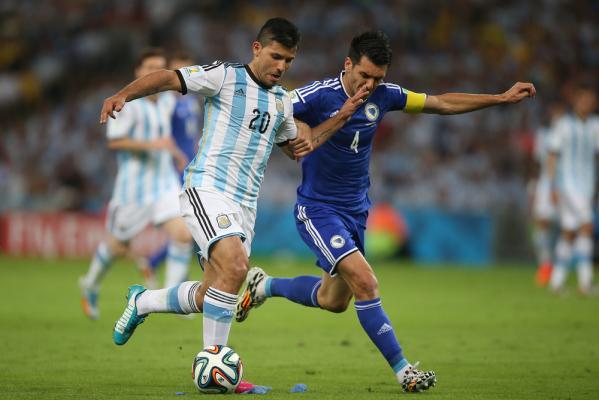 """Nad Aguero tylko Ronaldo i Messi"""