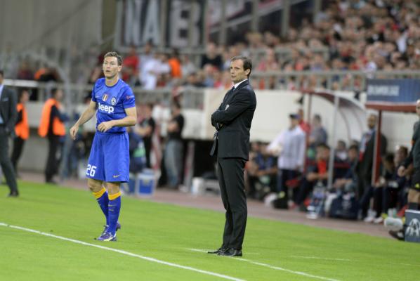 Trener Juventusu wierzy w obronę tytułu