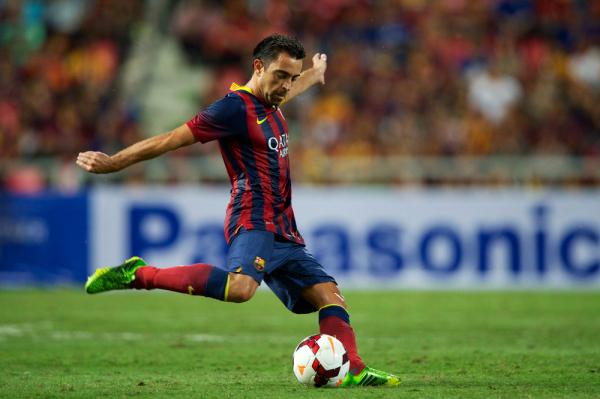 Xavi chce do Barcelony