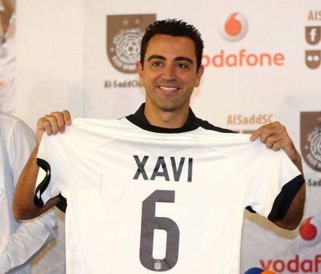 Xavi: Mundial w Katarze? Wspaniały projekt!