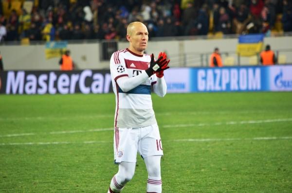 Robben wraca do treningów