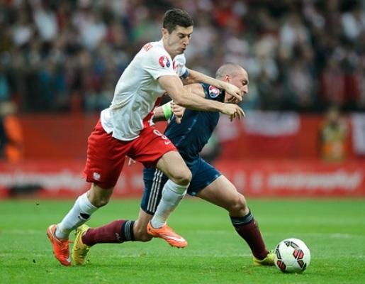 Lewandowski: Klub i kadra to dwie różne sprawy